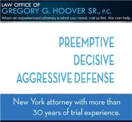 Gregory G. Hoover, Sr., P.C. Attorney at Law (Accord,  NY)