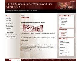 Harlan Y. Kimura, Attorney at Law A Law Corporation (Honolulu,  HI)