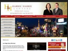 Harris & Harris Lawyers(Las Vegas, Nevada)