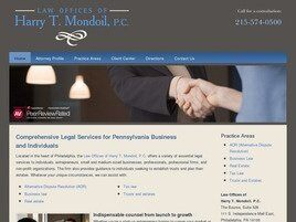 Law Offices of Harry T. Mondoil, P.C. (Andalusia,  PA)