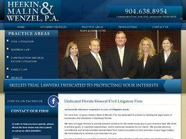 Heekin, Malin & Wenzel, P.A. (Jacksonville, Florida)