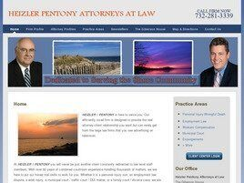 Heizler • Pentony, P.C. Attorneys at Law (Toms River,  NJ)