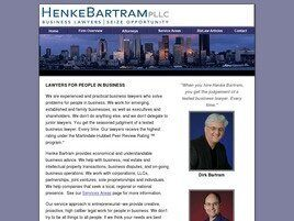 Henke Bartram PLLC ( Edmonds,  WA )