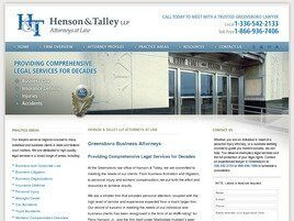 Henson & Talley L.L.P. ( Greensboro,  NC )