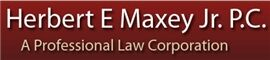 Herbert E. Maxey, Jr., P.C. A Professional Law Corporation (Halifax Co.,   VA )