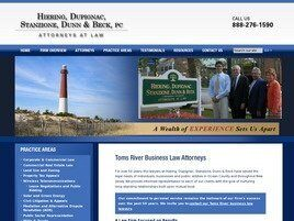 Hiering, Dupignac, Stanzione, Dunn & Beck, PC (Toms River,  NJ)