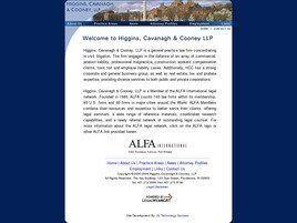 Higgins, Cavanagh & Cooney LLP(Providence, Rhode Island)