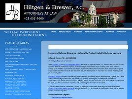Hiltgen & Brewer, P.C. (Oklahoma City,  OK)