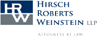 Hirsch Roberts Weinstein LLP (Boston, Massachusetts)