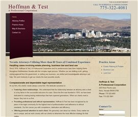 Hoffman & Test ( Reno,  NV )
