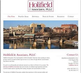 Holifield & Associates, PLLC(Knoxville, Tennessee)