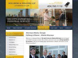 Hollberg & Weaver, LLP (Atlanta, Georgia)
