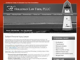 Holleman Law Firm, P.L.L.C. ( Gulfport,  MS )