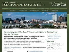 Holzman & Associates, L.L.C. (Baltimore,  MD)