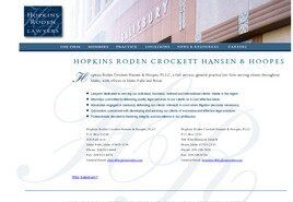 Hopkins Roden Crockett Hansen & Hoopes, PLLC ( Idaho Falls,  ID )