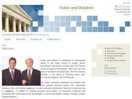 Huber, Waldron & Williams, LLP (Allentown,  PA)