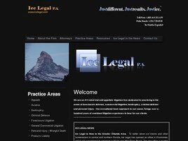 Ice Legal P.A. ( Kissimmee,  FL )