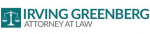 Irving Greenberg Attorney at Law (Montgomery Co.,   MD )