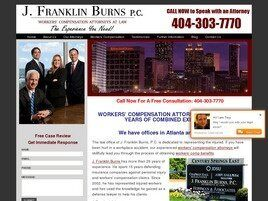 J. Franklin Burns P.C. ( Atlanta,  GA )