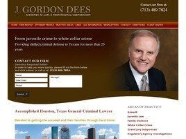 J. Gordon Dees, Attorney At Law A Professional Corporation (Alief,  TX)