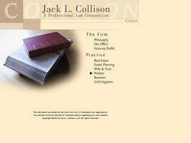 Jack L. Collison A Professional Law Corporation (Santa Barbara Co.,   CA )