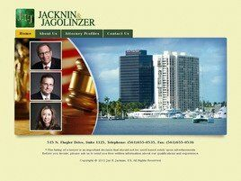 Jacknin & Jagolinzer ( West Palm Beach,  FL )