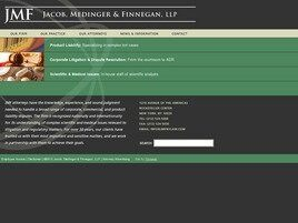 Jacob, Medinger & Finnegan, LLP(New York, New York)