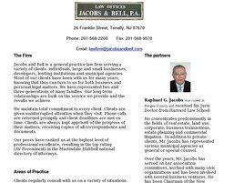 Jacobs and Bell A Professional Association (Tenafly,  NJ)