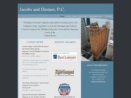 Jacobs and Diemer, P.C. (Detroit,  MI)