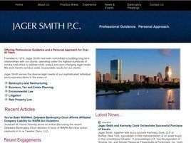 Jager Smith P.C. ( Boston,  MA )