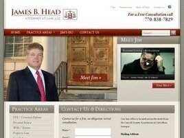 James B. Head Attorney at Law, LLC ( Carrollton,  GA )