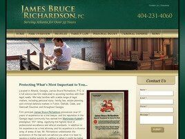 James Bruce Richardson, P.C. ( Atlanta,  GA )
