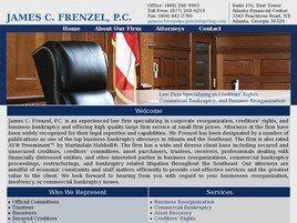 James C. Frenzel, P.C. (Atlanta,  GA)