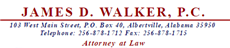 James D. Walker, P.C. ( Huntsville,  AL )