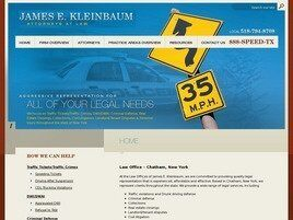 James E. Kleinbaum Attorneys at Law (Chatham, New York)