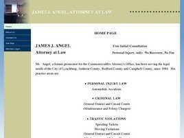 James J. Angel, Attorney at Law (Lynchburg,  VA)