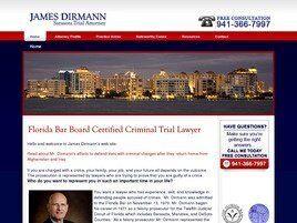 James R. Dirmann, P.A. (Sarasota, Florida)