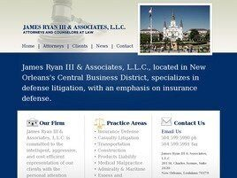 James Ryan III & Associates, LLC (New Orleans,  LA)