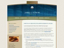 James S. Nowak Attorney at Law (Toledo,  OH)