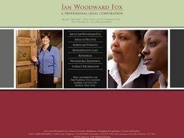 Jan Woodward Fox A Professional Legal Corporation (Houston,  TX)