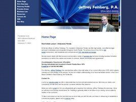 Jeffrey Feinberg, P.A. (Hollywood,  FL)