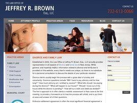 Jeffrey R. Brown, Esq., LLC (Middlesex Co.,   NJ )