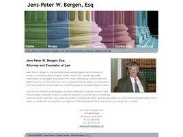 Jens-Peter W. Bergen, Esq. (Kennebunk, Maine)