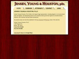 Jensen Young & Houston, PLLC ( Little Rock,  AR )
