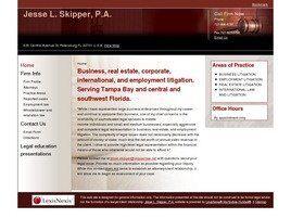 Jesse L. Skipper, P.A.(St. Petersburg, Florida)
