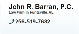 John R. Barran, P.C. ( Decatur,  AL )