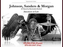 Johnson, Sanders & Morgan (Mountain Home, Arkansas)