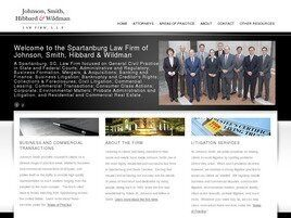 Johnson, Smith, Hibbard & Wildman Law Firm, L.L.P. ( Spartanburg,  SC )