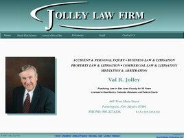 Jolley Law Firm (Farmington,  NM)