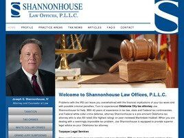 Shannonhouse Law Offices, P.L.L.C. (Oklahoma City,  OK)